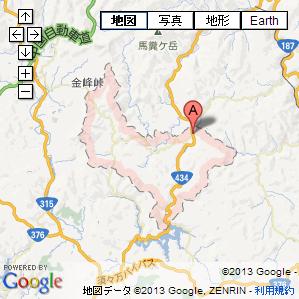山口県周南市金峰地区のアップ画像写真